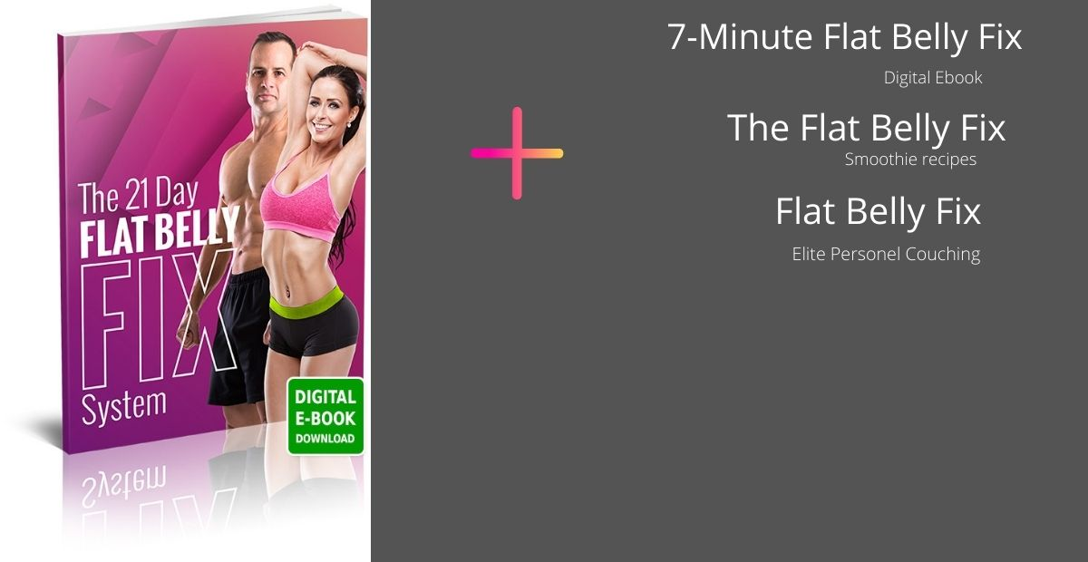 Read more about the article The 21-Day Flat Belly Fix System